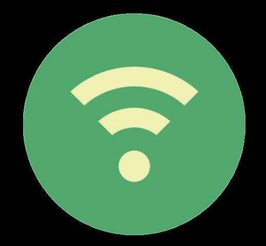WiFi設置完了!全室でご利用いただけます!!