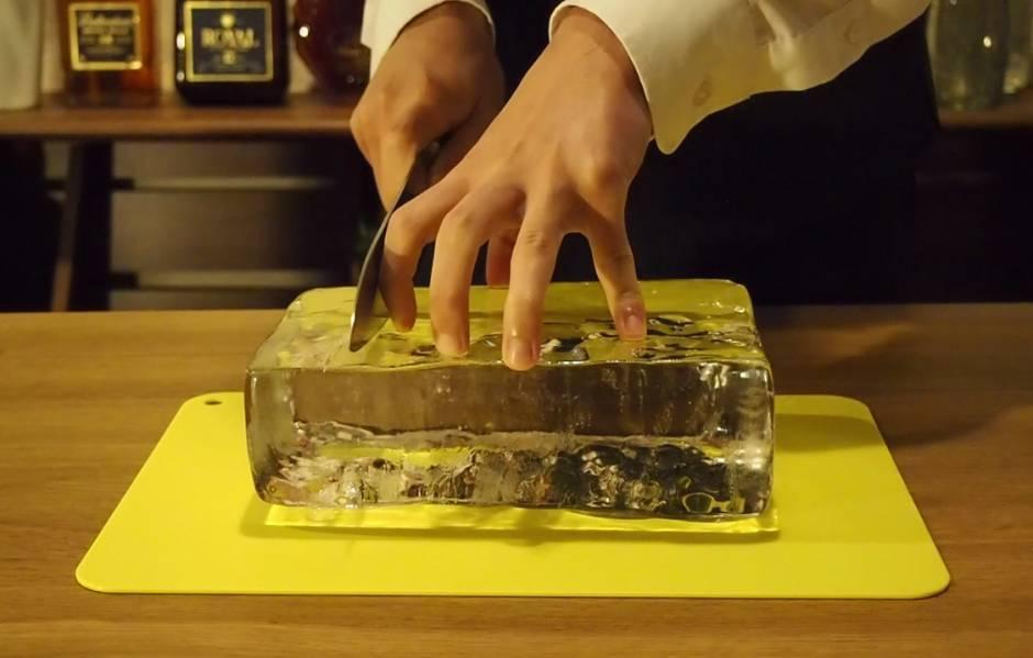呑めたらLucky!?スタッフが丁寧に氷から作る「こだわり」のハイボール始めました。
